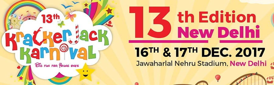 Shop, Play and Learn at India's Largest Event dedicated to Kids!