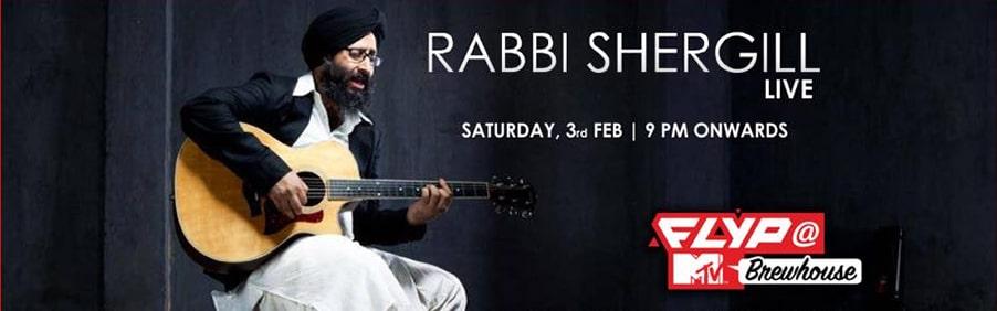 Rabbi Shergill in Town