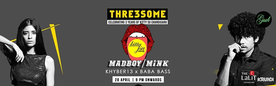 Thre3some – An Evening Dedicated to 3 Years of Kitty Su