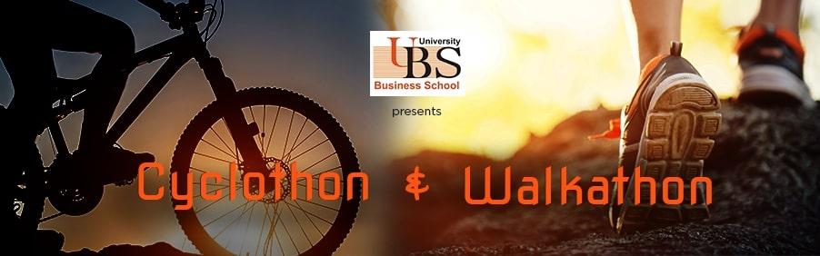 Walkathon & Cyclothon – A Sports Meet For A Better Future