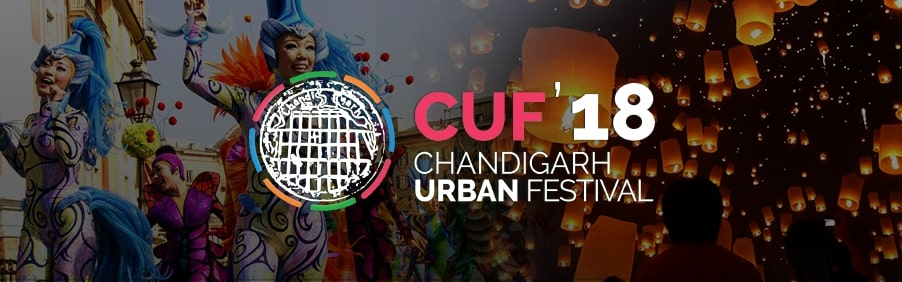 Chandigarh Urban Festival Sky Lantern Evening – A Festival of Lights!