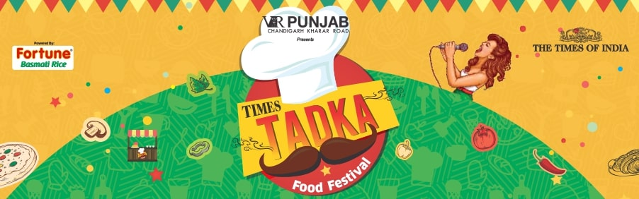 A one of it's kind – Times Tadka Food Fest