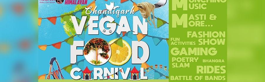Vegan Food Carnival 2018