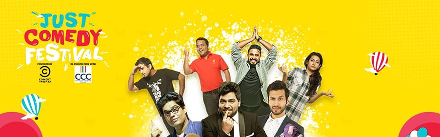 Reasons Why You Should Not Miss The Just Comedy Festival