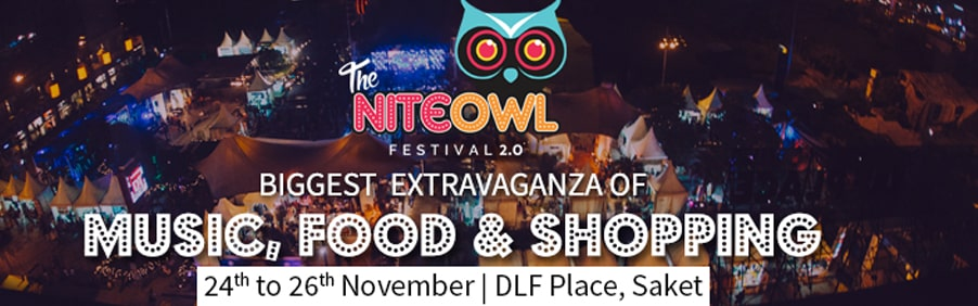 An Ode to the Colder Weather – Nite Owl Festival at Select Citywalk Saket